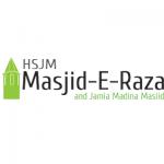 Jamia Masjid e Raza Logo2